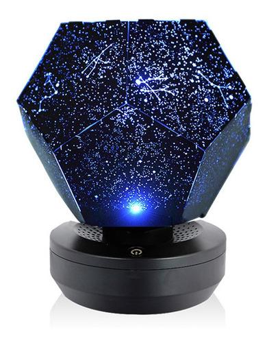 Planetario Romántico Proyector Estrella Luz De Noche Led