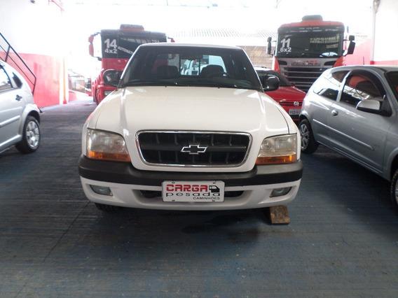 Gm S-10 4x4 2001 Cab Dupla Diesel=s10 Chevrolet Ranger Hilux