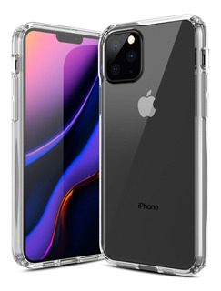Funda Rigida Antigolpe iPhone 11 Xi Pro Max + Glass 5d Envio
