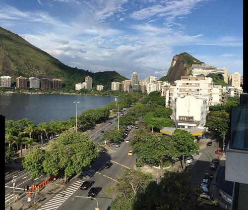 Imagem 1 de 29 de Apartamento À Venda, 3 Quartos, 1 Suíte, 3 Vagas, Ipanema - Rio De Janeiro/rj - 2361