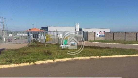Terreno Para Indústria À Venda, 1100 M² Por R$ 330.000 - Rio Das Pedras/sp - Te0286