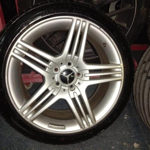 Mercedes-benz Classe Clk Aro 18 5 Por 112