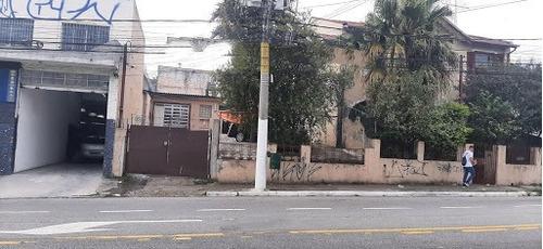 Imagem 1 de 4 de Terreno À Venda, 580 M² Por R$ 1.199.000,01 - Limão - São Paulo/sp - Te0227