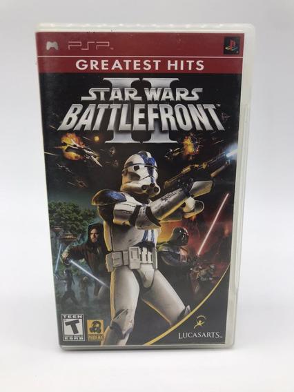 Star Wars Battlefront Sony Psp Original Americano