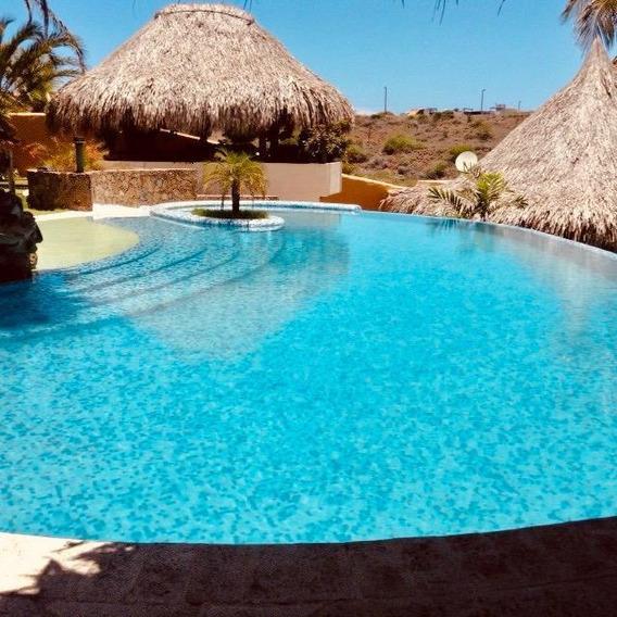 Quinta Vista Al Mar Urb Lomas Del Sol Isla Margarita