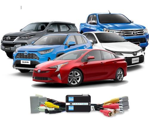 Interface Habilitador De Video Toyota Hilux Sw4 Corolla
