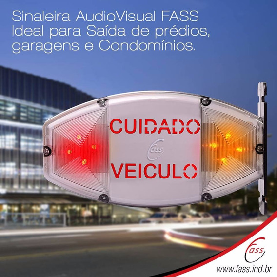 Sinaleira Audio Visual Fass