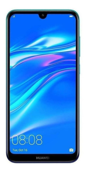 Huawei Y7 2019 Dual SIM 32 GB Azul aurora 3 GB RAM