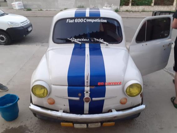 Fiat 600 Estilo Copeticion