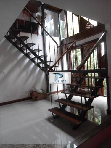 Casa Com 3 Dormitórios À Venda, 240 M² Por R$ 1.270.000,00 - Maria Paula - Niterói/rj - Ca0388