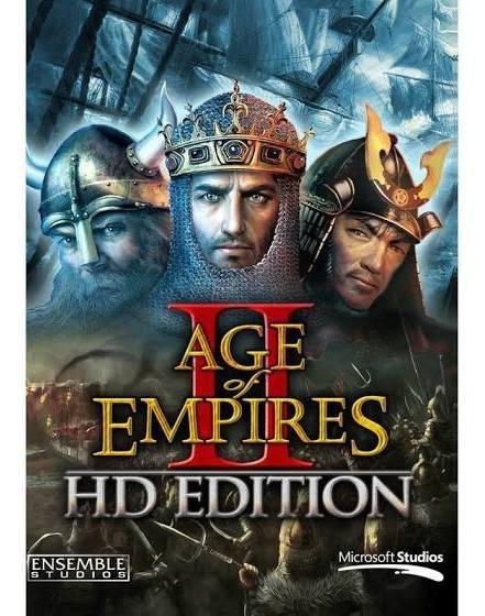 Age Of Empires 2+ Expansão Hd. Envio Por E-mail Grátis.