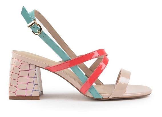 Sandalias Zapatos Zuecos De Mujer Cannes - Ferraro