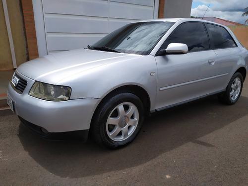 Audi A3, Motor 1.6, Ano 2001 - Aceito Trocas