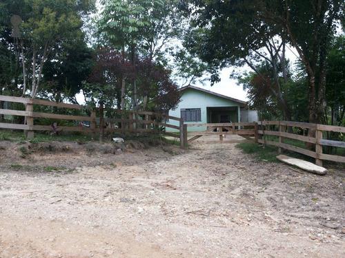 Chácara A Venda No Bairro Centro Em Bocaiúva Do Sul - Pr.  - 301-1