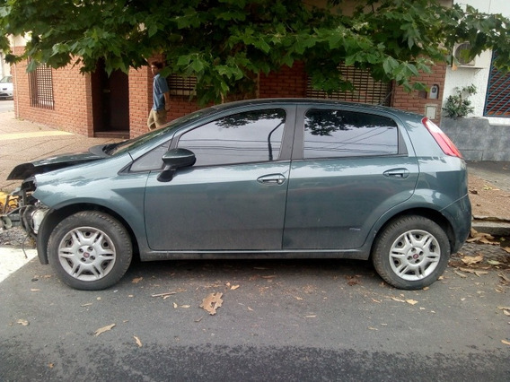 Fiat Punto 1.4 Baja Definitiva En Marcha