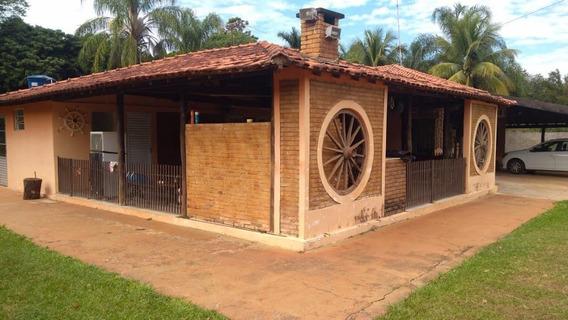 Chácara Em Conjunto Habitacional Claudionor Cinti, Araçatuba/sp De 250m² 5 Quartos À Venda Por R$ 750.000,00 - Ch82455