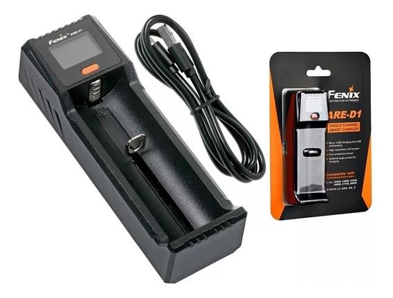 Carregador Fenix Are-d1 / Para Bateria E Pilha
