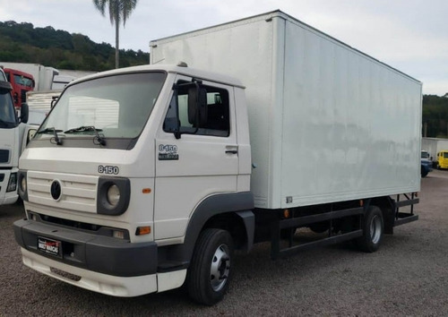 Imagem 1 de 15 de Volkswagen 8-150 Delivery Baú