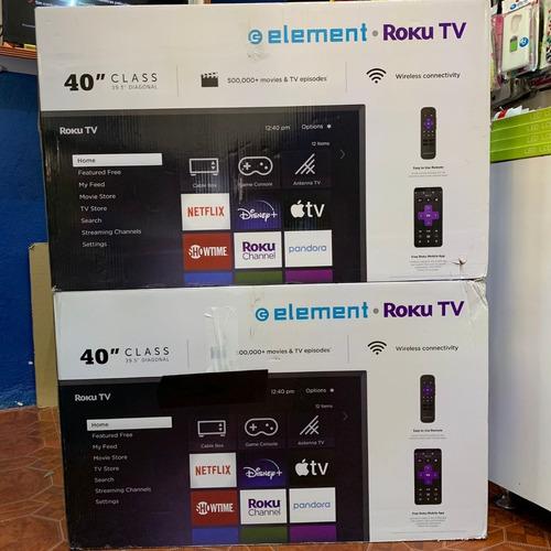 Smart Tv Element 40   1080p Full Hd