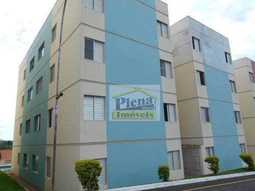 Imagem 1 de 20 de Apartamento Residencial Para Venda E Locação, Jardim Marchissolo, Sumaré - Ap0630. - Ap0630