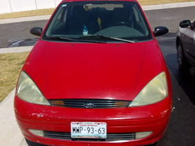 Ford Focus Zx3 2001 Automatico