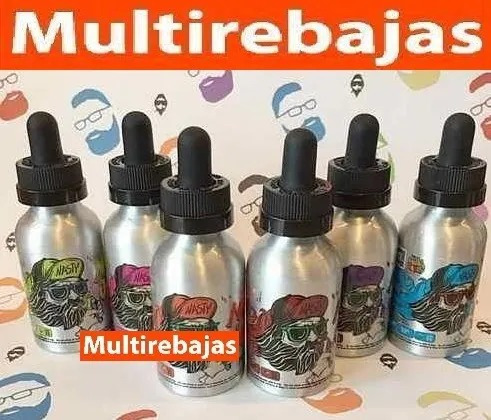 Liquido De Esencias Nasty Juice Para Vaporizador Electronico