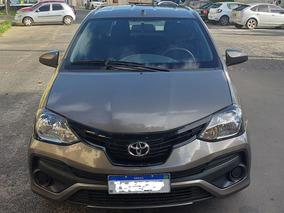 Toyota Etios Hatch Automático 1.3 X