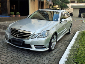 Mercedes Benz E 250 Avantagarde 2013