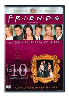 Friends Decima Temporada 10 Serie Dvd