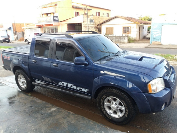 Nissan Frontier 2.8 Strike Cab. Dupla 4x4 4p 2005