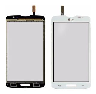 Lg Touch Screen Cristal Blanco L80 D373 D380 D385