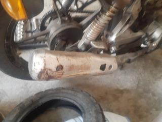 Escape De Yamaha Crypton 110cc