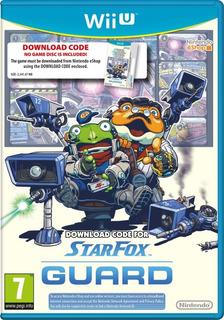 Juego Wii U Starfox Guard Disco Fisico En Caja En Belgrano