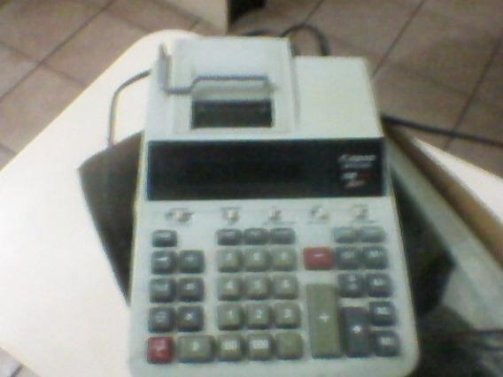 Calculadoras Dañadas P/repuestos Marca Canon Mod Mp41dhii