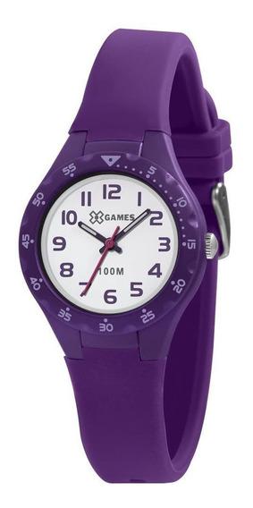 Relógio X Games Feminino Xkpp0001 B2ux Infantil Analógico