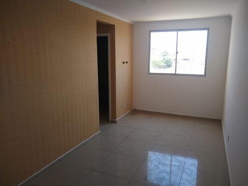 Apartamento Em Vila Figueira, Suzano/sp De 45m² 2 Quartos À Venda Por R$ 180.000,00 - Ap721912