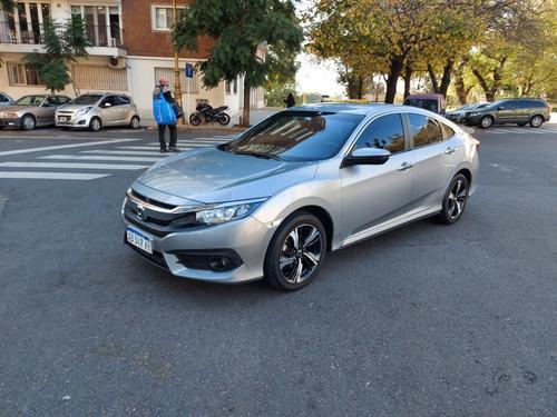 Honda Civic 2017 2.0 Ex-l
