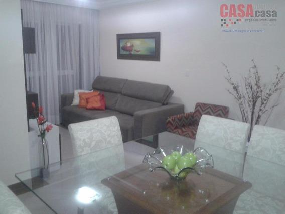 Apartamento Residencial À Venda, Jardim Estoril, São José Dos Campos. - Ap0664