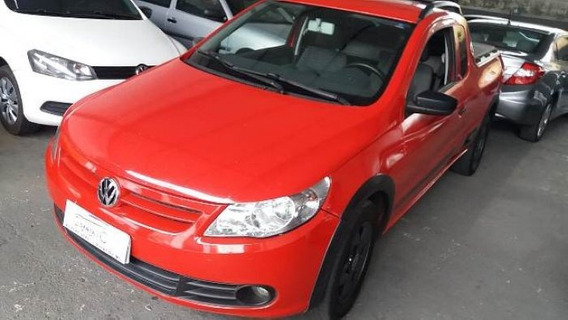 Saveiro 1.6 Mi Trooper Ce 8v Flex 2p Manual G.v