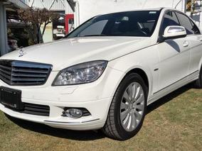 Mercedes-benz C Class 4p C 350 Elegance
