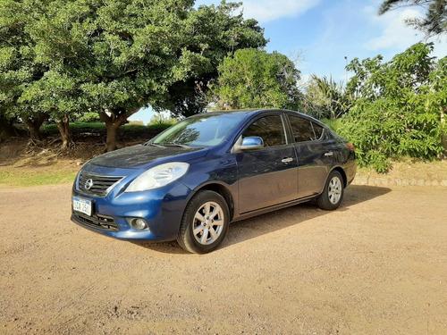 Nissan Versa Advance Full 1.6 Sedan Sentra Nafta Usado 12