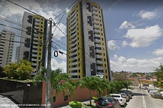 Apartamento Para Venda Em Natal, Candelária, 2 Dormitórios, 1 Suíte, 2 Banheiros, 1 Vaga - Ka 1031_2-1046636