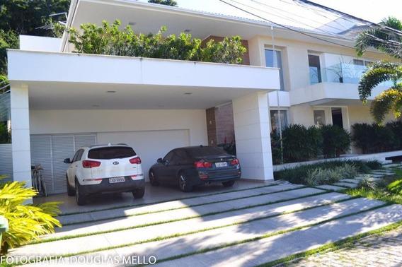 Magnífica Casa Com 5 Suítes À Venda, 770 M² Por R$ 6.500.000 - Camboinhas - Niterói/rj - Ca0449