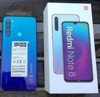 Celular Xiaomi Redmi Not 8 64gb