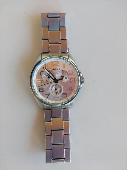 Relógio Orient Masculino Excelente Grandão