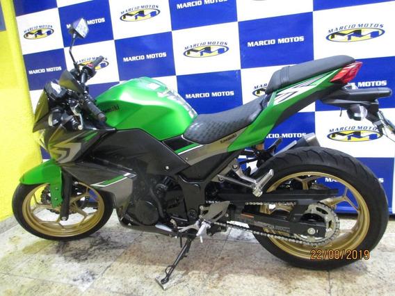 Kawasaki Z 300 18/18 Abs