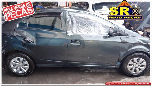 Sucata Chevrolet Prisma Sed Joy 1.0 8v Flex Biaxado Peças