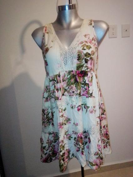 Vestido Casual/ropa Americana Nueva Sin Etiqueta