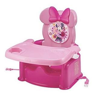 Disney Baby Y10110, Trona Elevable Con Diseño Minnie Mouse