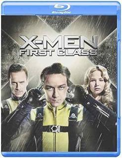 Blu-ray : X-men: First Class (repackaged)